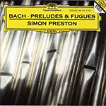 Bach: Preludes and Fugues (CD)