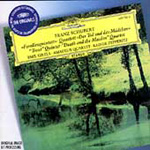 Schubert: Trout Quintet & String Quartet 14 (CD)