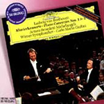 Produktbilde for Beethoven: Piano Concertos 1 & 3 (UK-import) (CD)