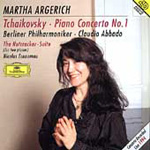 Tchaikovsky: Piano Concerto No 1; The Nutcracker-Suite (CD)