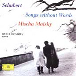 Schubert: Songs without Words (CD)