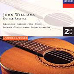 John Williams: Guitar Recital (CD)