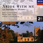 Abide With Me: 50 Favourite Hymns (CD)