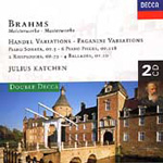 Brahms: Masterworks, Vol.4 (CD)