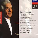 Beethoven: Favourite Piano Sonatas (CD)