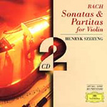 Bach: Sonatas & Partitas (CD)