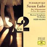 Tchaikovsky: Swan Lake (CD)