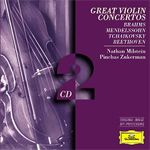Great Violin Concertos (CD)