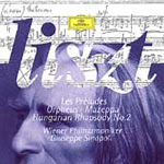 Liszt: Orchestral Works (CD)