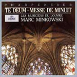 Charpentier: Te Deum;Messe de minuit (CD)