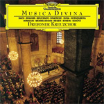 Musica Divina - German Sacred Music (CD)