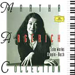Argerich plays Solo Works (CD)