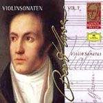 Beethoven Edition, Vol. 7 - Violin Sonatas (CD)