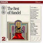 The Best Of Handel (CD)