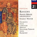 Rossini: Petite Messe Solennelle & Stabat Mater (CD)