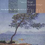 Fauré: Chamber Works (CD)