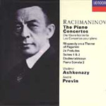 Produktbilde for Rachmaninov: Piano Works (USA-import) (CD)
