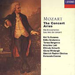 Mozart: Concert Arias (CD)
