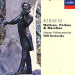 Strauss Family: Marches, Polkas & Waltzes (CD)