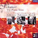 Schubert: Piano Trios (CD)