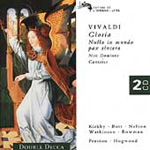 Vivaldi: Choral Works (CD)
