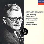 Shostakovich: Complete String Quartets (6CD)