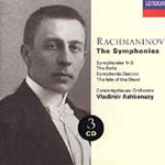 Rachmaninov: The Symphonies (CD)