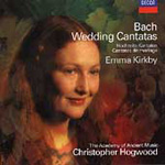 Bach: Wedding Cantatas (CD)