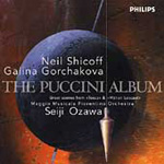 The Puccini Album (CD)