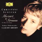 Mozart/R. Strauss: Arias & Lieder (CD)