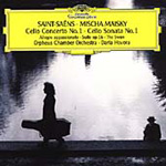 Saint-Saëns: Works for Cello (CD)
