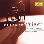 Liszt: Piano Works (CD)