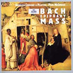 Bach: Epiphany Mass (CD)