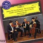 Brahms: String Quartets 1-3/Dvorák: String Quartet 12 (CD)