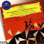 R Strauss: Don Quixote; Horn Concerto No 2 (CD)