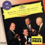 Bartók: String Quartets (CD)