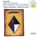 Bartók: Concerto for Orchestra & Music for Strings (CD)