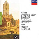Handel: Vocal Works (CD)