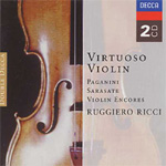Virtuoso Violin (CD)