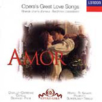 Amor - Opera's Great Love Songs (CD)