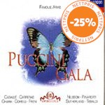 Produktbilde for Puccini: Gala (USA-import) (CD)