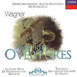 Wagner: Favourite Overtures (CD)