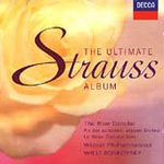 The Ultimate Strauss Album (CD)