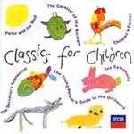 Classics for Children (CD)