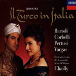 Produktbilde for Rossini: Il turco in Italia (CD)