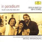 In Paradisum - Requiems by Fauré and Duruflé (CD)