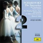 Tchaikovsky: Nutcracker; The Sleeping Beauty; Romeo & Juliet (CD)