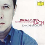 Bach, CPE: Sonatas and Rondos (CD)