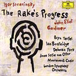 Stravinsky: The Rake's Progress (CD)