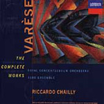 Varèse: Complete Works (CD)